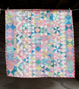 trianglebabyquilt